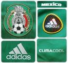 MEXICOs förstatröja i Sydafrika-VM 2010 detaljer