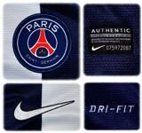 PARIS S Gs förstatröja 2013 -2014 detaljer