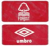 NOTTINGHAM FORESTs förstatröja 1988 - 1990 detaljer