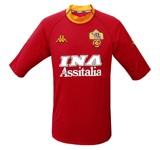 ROMAs förstatröja 2000 - 2001 front