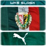 SLASK WRICLAWs förstatröja 2013 - 2014 detaljer