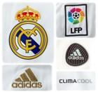 REAL MADRIDs förstatröja 2011 - 2012 detaljer