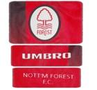 NOTTINGHAM FORESTs förstatröja 1996 - 1997 detaljer