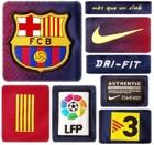 BARCELONAs förstatröja 2012 - 2013 detaljer