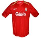 LIVERPOOLs Champions League tröja 2005 - 2006