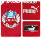 HELSINGBORG IFs förstatröja 2004 - 2005 detaljer