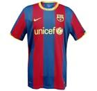 BARCELONAs förstatröja 2010 - 2011 front