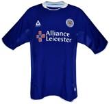 Till LEICESTER CITYs första tröja 2003 - 2005
