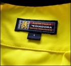 ASTON VILLAs andratröja 2003 - 2004 detaljer