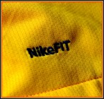 ARSENALs andraatröja 2008 - 2009 nike-fit