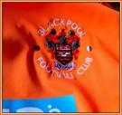 BLACKPOOLs förstatröja 2010 - 2011 detaljer