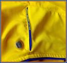SVERIGEs förstatröja i Tyskland-VM 2006 detaljer officiella märken