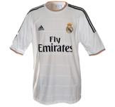 Till REAL MADRIDs förstatröja 2013 - 2014