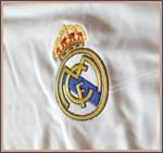 REAL MADRIDs förstatröja 2013 - 2014 detaljer