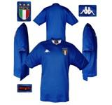 ITALIENs förstatröja 1998 - 2000