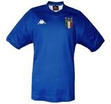 ITALIENs förstatröja 1998 - 2000 front