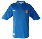 ITALIENs förstatröja 2003 - 2004 front