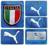 ITALIENs förstatröja 2003 - 2004 detaljer
