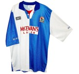 Blackburn 1994 - 1996