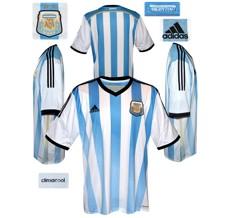 Till ARGENTINAs hemmatröja i Brasilien-VM 2014