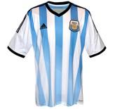 Till ARGENTINAs förstatröja i Brasilien-VM 2014