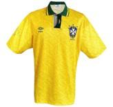 Till BRASILIENs förstatröja i Ecuador-Copa America 1993
