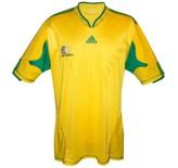 Till SYDAFRIKAs förstatröja i Sydafrika-VM 2010