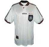 Till TYSKLANDs förstatröja i Frankrike-VM 1998