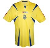 Till UKRAINAs förstatröja i Tyskland-VM 2006