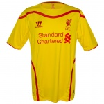 Liverpool 14 15 andra front