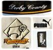DERBY COUNTYs förstatröja 1995 - 1997 detaljer