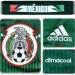 MEXICOs förstatröja i Brasilien-VM 2014 detaljer