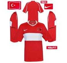 Till TURKIETs förstatröja i Schweiz/Österrike-EM 2008