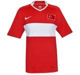 TURKIETs förstatröja i Schweiz/Österrike-EM 2008 front