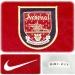 ARSENAL F. C. hemmatröja 2000 - 2002 detaljer