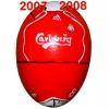 Till LIVERPOOLs fotbollsägg 2005 - 2010