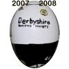 Till DERBY COUNTYs fotbollsägg 2007 - 2008