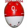 Till ARSENALs fotbollsägg 2003 - 2004