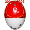 Till ARSENALs fotbollsägg 2004 - 2005