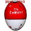 Till ARSENALs fotbollsägg 2012 - 2013