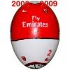 Till ARSENALs fotbollsägg 2008 - 2009