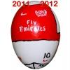 Till ARSENALs fotbollsägg 2011 - 2012