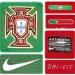 PORTUGALs hemmatröja i Sydafrika-VM 2010 detaljer