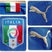 ITALIENs förstatröja i Schweiz/Österrike-EM 2008 detaljer