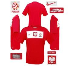 Till POLENs andratröja i EM i Polen/Ukraina 2012