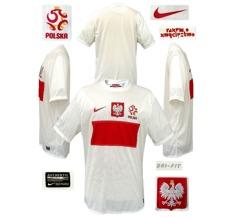 Till POLENs förstatröja i EM i Polen/Ukraina 2012