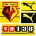 WATFORDs förstatröja 2015 - 2016 detaljer