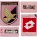 PALERMOs förstatröja 2007 - 2008 detaljer