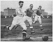 Polens första landskamp