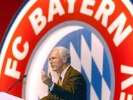 Kaiser Franz tillbaka i Bayern München